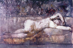 SLEEPING NUDE