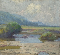 Summer Landscape from Košice