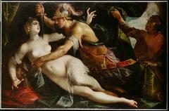 Tarquinius und Lukrezia