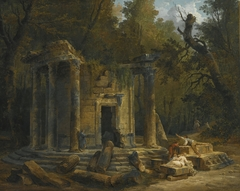 Temple of Philosophy at Ermenonville
