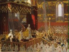 The Coronation of Emperor Nicholas II and Empress Alexandra Feodorovna