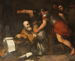 The Death of Archimedes
