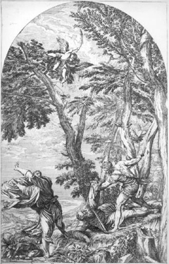 The Death of Saint Peter Martyr
