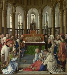 The Exhumation of Saint Hubert