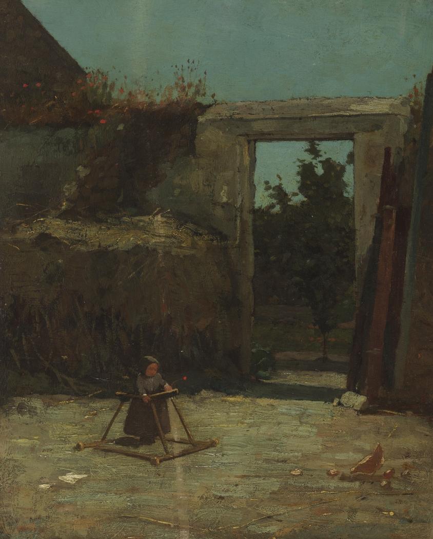 The French Farmyard