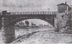 The Highway Bridge at Argenteuil