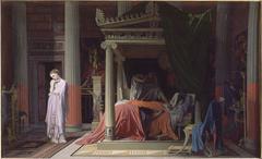 The Illness of Antiochus