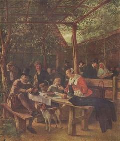 The Inn Garden