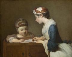 The Little Schoolmistress
