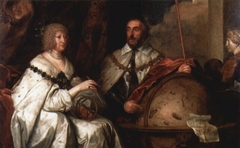 The Madagascar Portrait of Thomas Howard and His Wife Aletheia Talbot