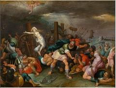 The Martyrdom of St Catherine of Alexandria