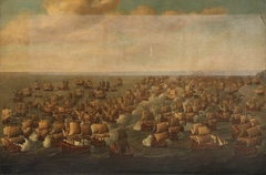 The Second Battle of Schooneveld, 4 June 1673