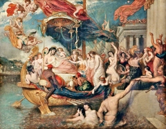 The Triumph of Cleopatra