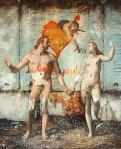 ''They fall of man'' A tribute to Cornelis Cornelisz van Haarlem