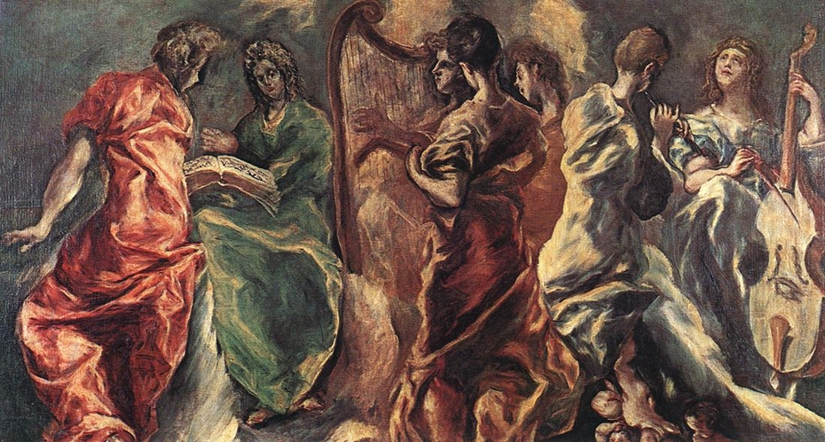 The Concert of the Angels