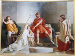 Andromache and Pyrrhus
