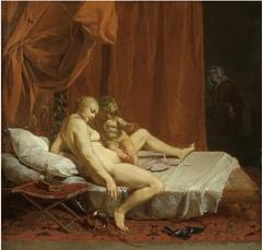 Venus and Amor