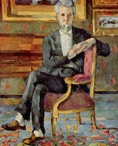 Victor Chocquet Seated