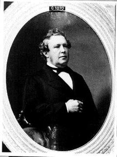 Willem Hendrik Joan Cambier van Nooten (1810-1889)