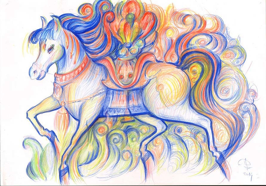 Wind Horse Lungta