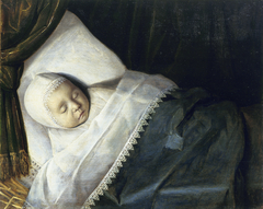 A Child of the Honigh Family on its Deathbed