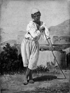 A Sheperd Boy. Pompeii