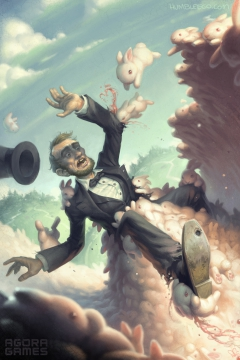 Abe Under Bunny
