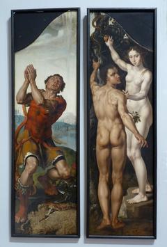 Adam and Eve/Gideon and the Fleece