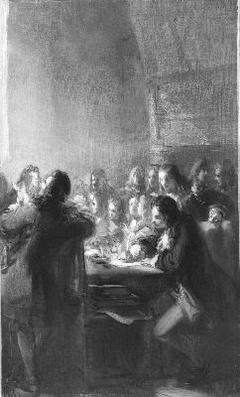 Anno 1715. Het Barrièretraktaat