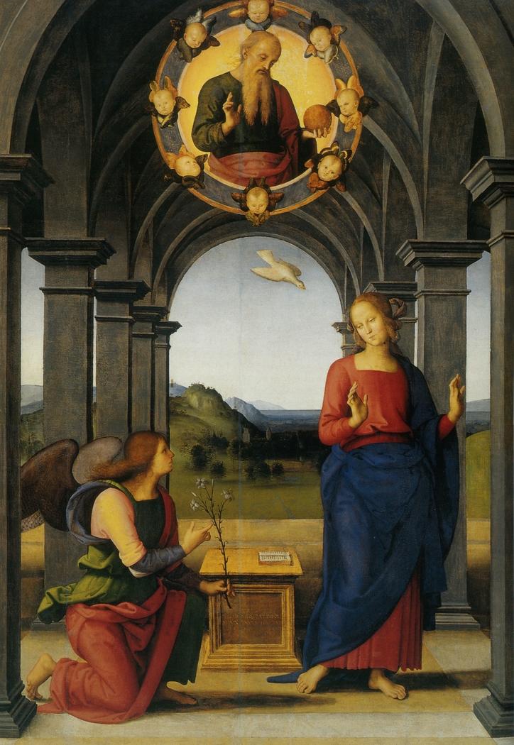 Annunciation of Fano