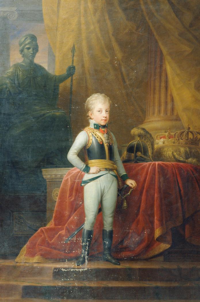 Archduke Ferdinand as a Child