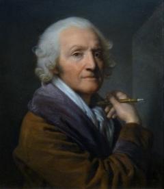 Autoportrait âgé