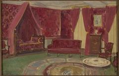 Bonaparte's bedroom