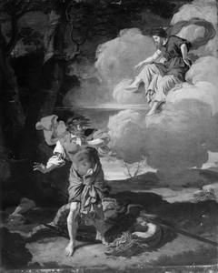 Cadmus and the Dead Dragon