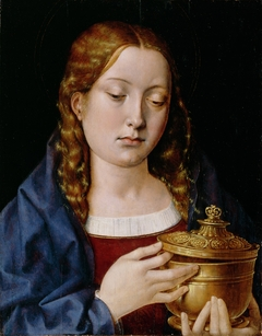 Catherine of Aragon as the Magdalene