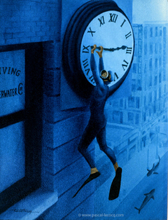 CHECK THE CLOCK - by Pascal