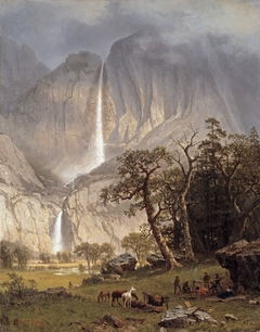 Cho-looke, the Yosemite Fall