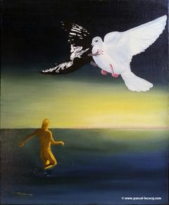 COMBAT OISIF - Avian/idle fight - by Pascal