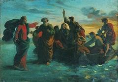 Cristo sobre as ondas