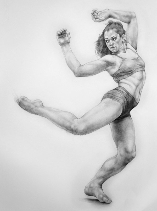 Dance drawings 2013