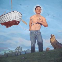 Daniel, Patron Saint of Wayward Mariners