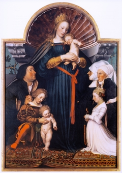 Darmstadt Madonna