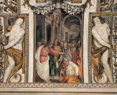 Deliver of the Keys to Saint Peter