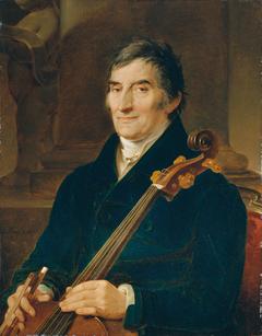 Der Cellist Franz Wödl