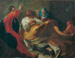 Der Tod des heiligen Joseph