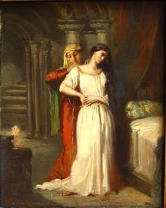 Desdemona Retiring to her Bed