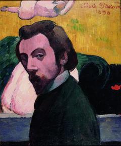 Emile Bernard autoportrait 1890