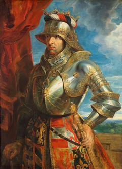 Emperor Maximilian I in Armour