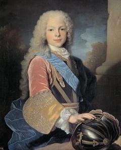 Fernando de Borbón y Saboya príncipe de Asturias (futuro Fernando VI de España)