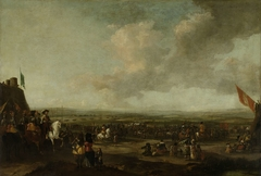 Frederick Henry at the Surrender of Maastricht, 22 August 1632